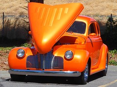 1940 Chevrolet Business Coupe 1