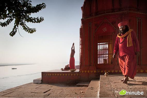 10. Varanasi, Ấn Độ