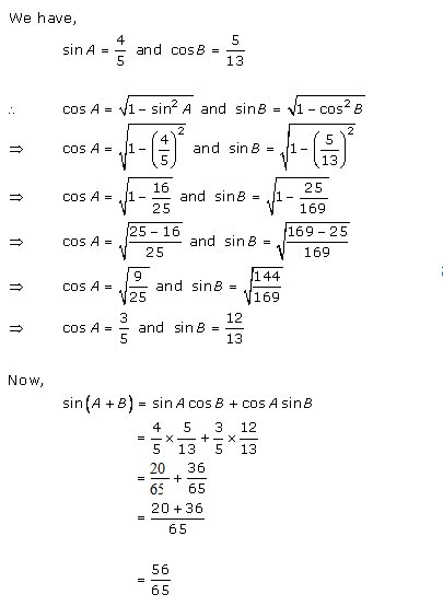 Rd sharma class 11 solutions chapter 7 trigonometric ratios of.