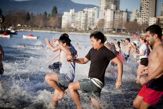 City of vancouver polar bear swim flickr photo sharing for City of vancouver swimming pools