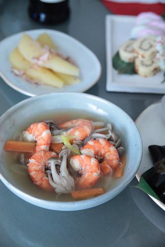 海老の酢煮-small