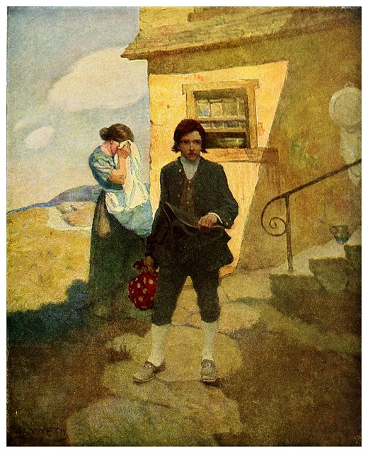 002-Treasure Island -1911-ilustrada por NC Wyeth
