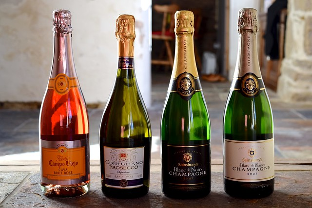 4 Really Good Sparkling Wines Under £25