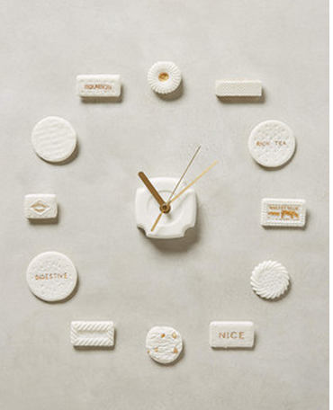 anthropologie clock