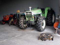 Tris di trattori