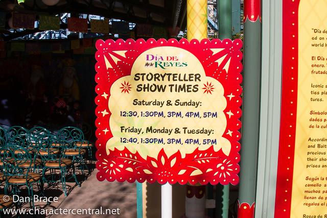 Dia de Reyes Storytelling