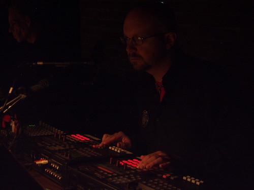 Recorded sound effects for 'The Colour Out of Space'.