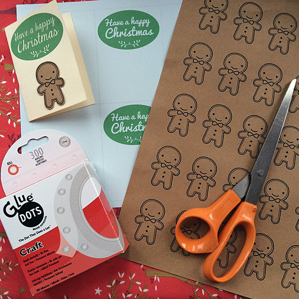 Cookie Cute Cards