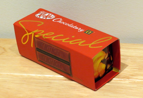 Kit Kat Chocolatory Special Ginger (キットカット ショコラトリー スペシャル ジンジャー) (Nagoya, Japan)