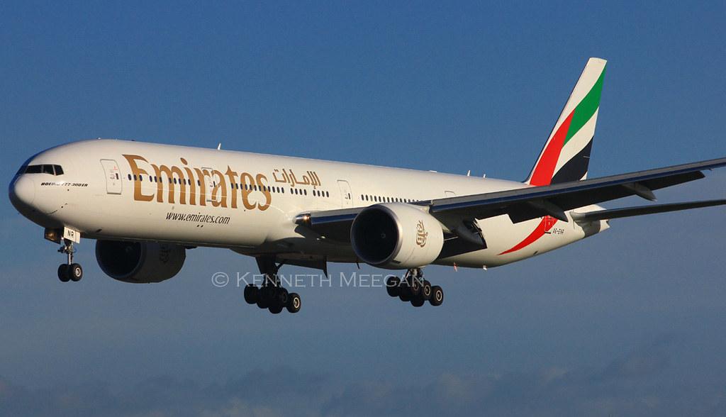 A6-ENR - B77W - Emirates