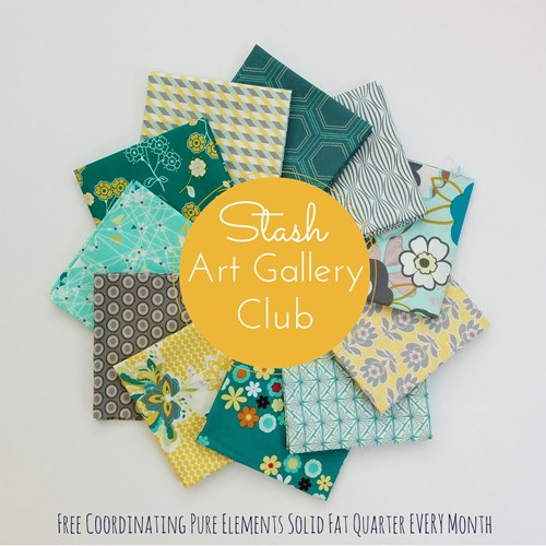 Art Gallery Fabrics FQ Club -- Giveaway!