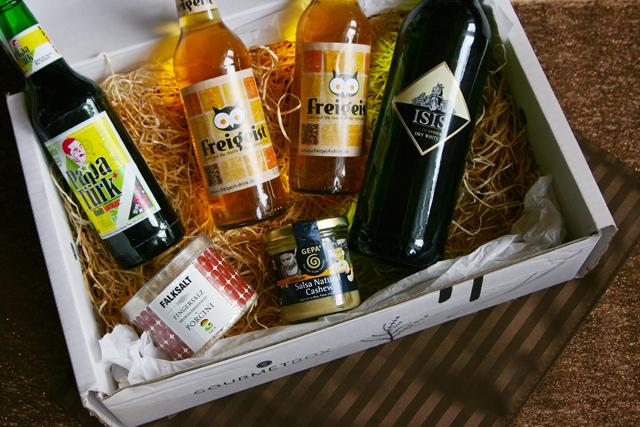 Gourmetbox Dezember