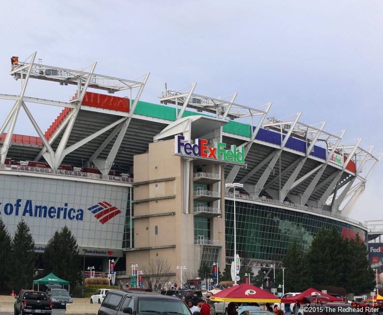 2 washington redskins FedExField Stadium