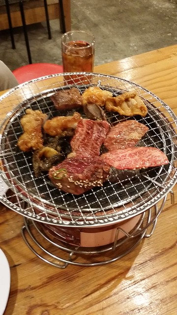 kiba charcoal bbq beef meat & organ 2