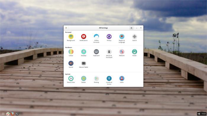 Интерфейс Linux