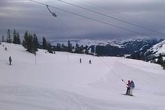 Tajné tipy Alp: Hochkeil - lyžujeme na bio sněhu