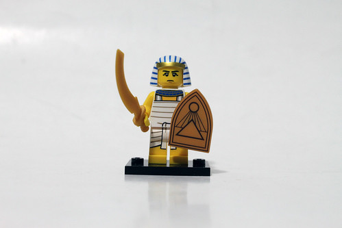 LEGO Collectible Minifigures Series 13 (71008) - Egyptian Warrior