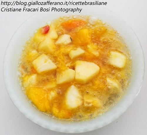Macedonia / Salada de frutas