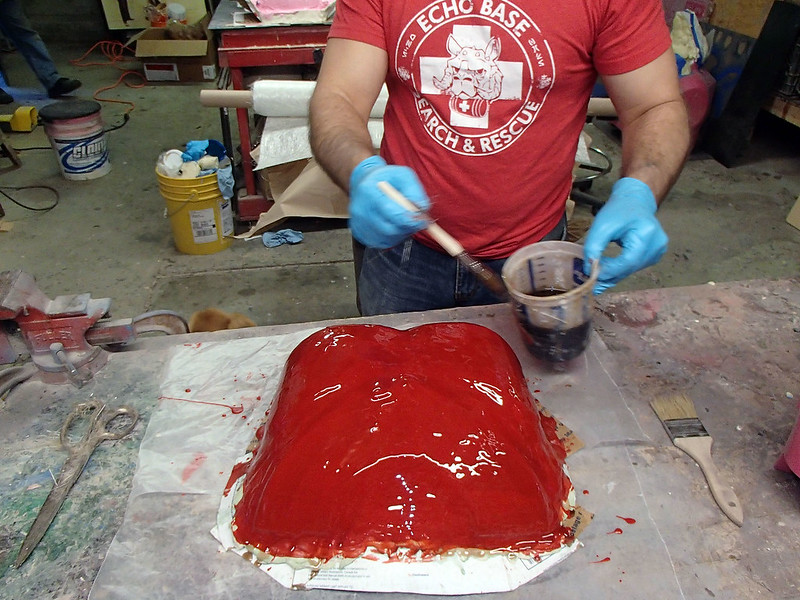 Mold Glassing 1