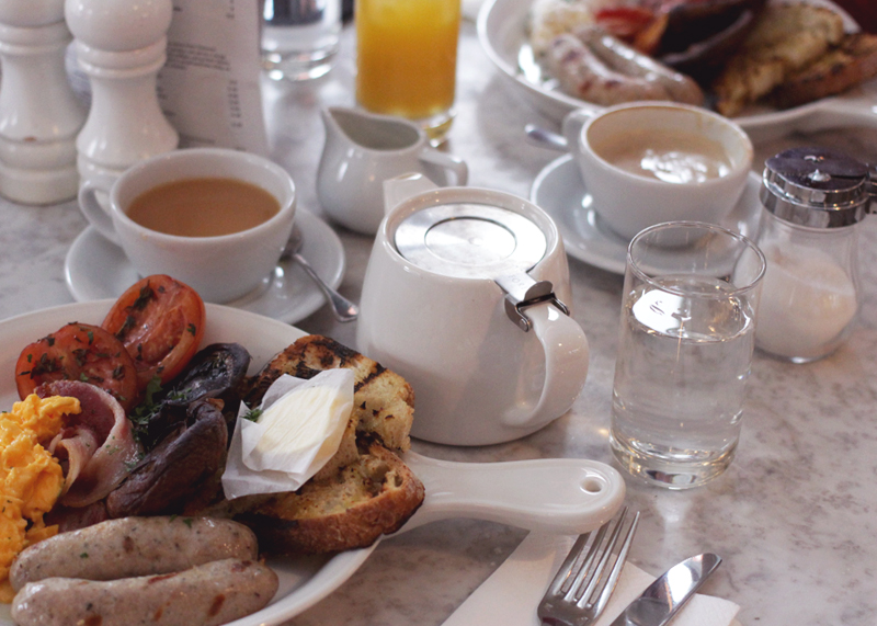 Top Places to eat breakfast in London, Bumpkin Betty