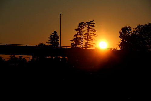 sunset sunsets sunsetphotography bellevueohio