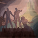 Small photo of Aaron Douglas, Aspiration, 1936, deYoung