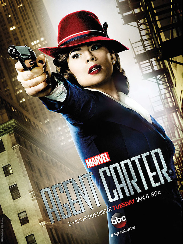 Agent Carter - Season 1 - Poster 1