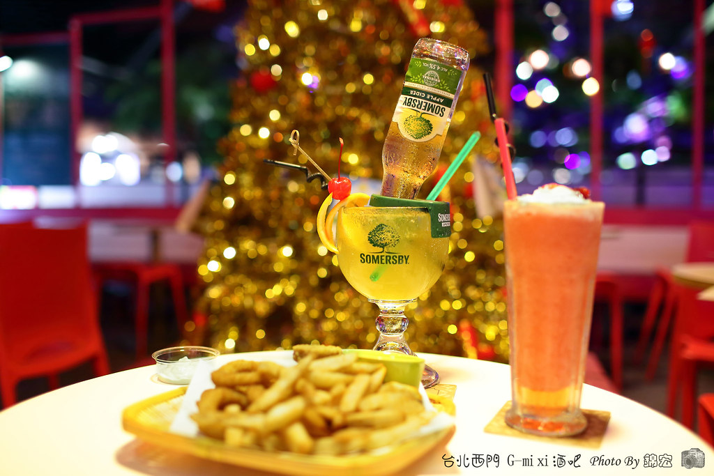 2016.05.06~台北西門町~G-mixi酒吧