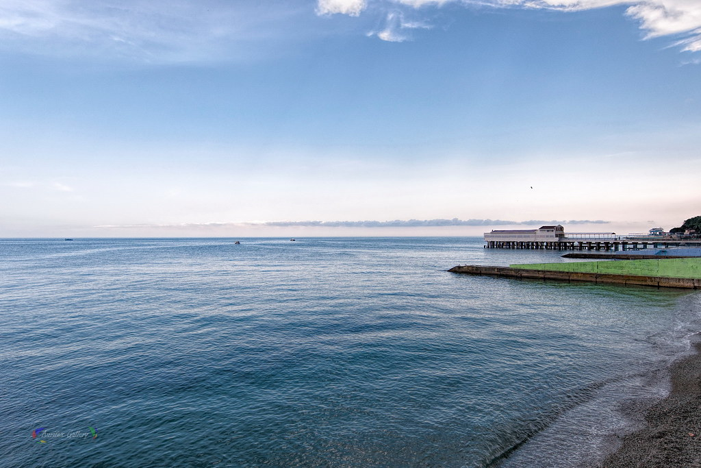 Black Sea in the morning