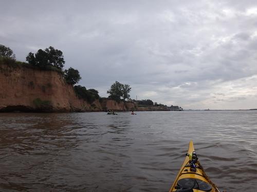 Kayak - Punta Armado - Bahia La Carlota - Isla Verde  (279)