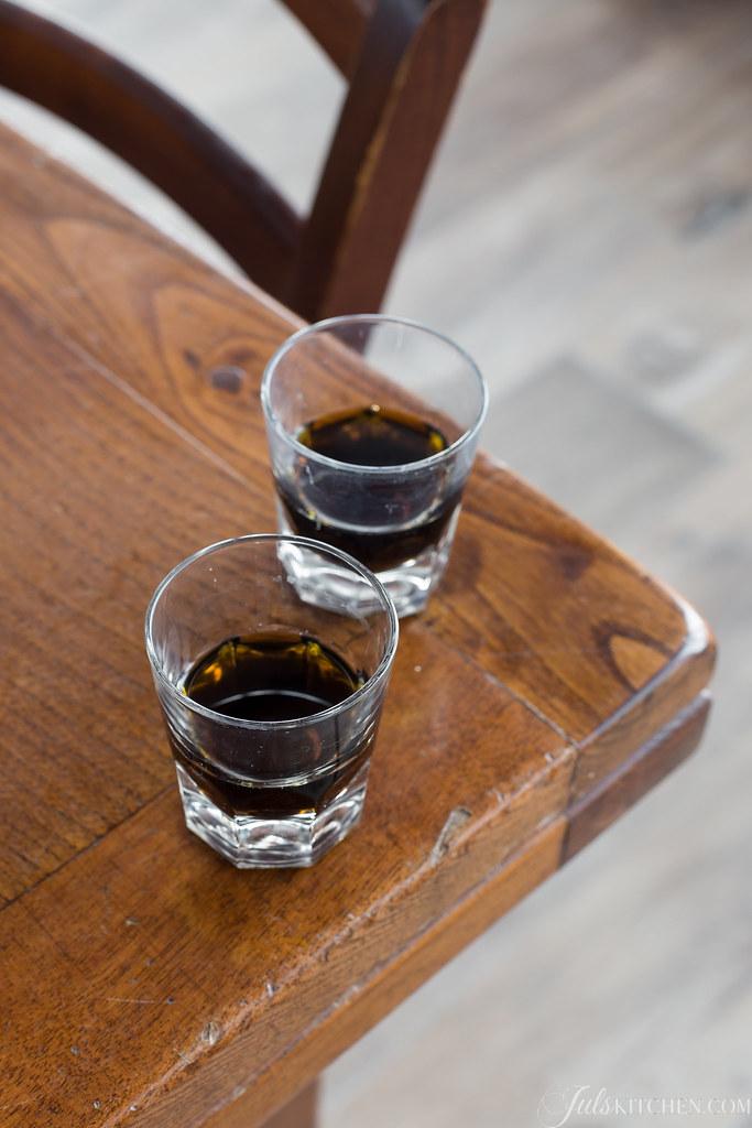 Nocino - Walnut liqueur
