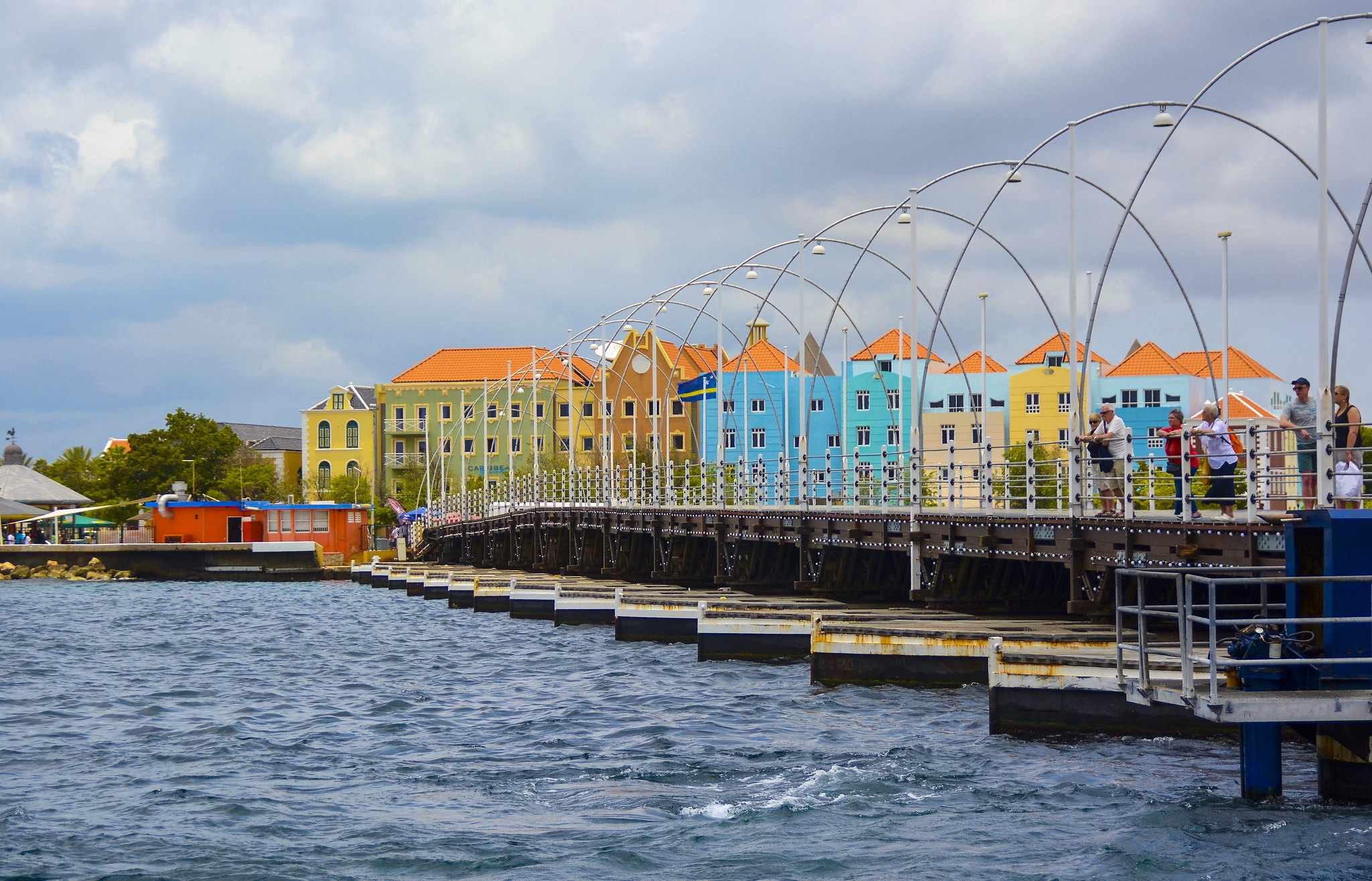 View of Curaçao.