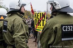 Nazis, Rassisten & Hooligans stoppen...
