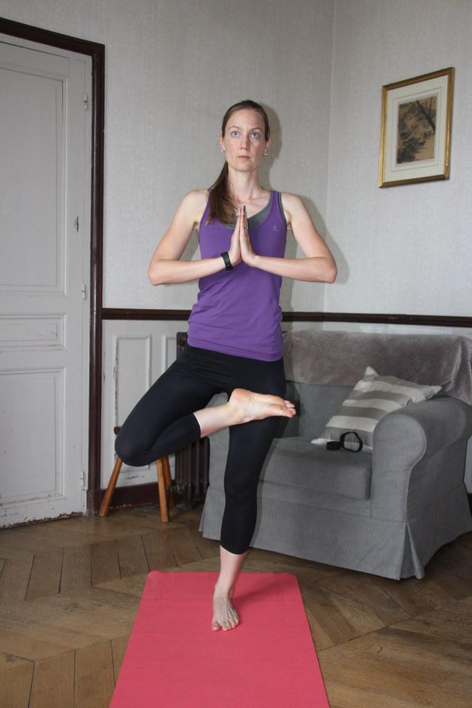 {J'ai testé} La collection nouvelle yoga Automne-Hiver de Domyos