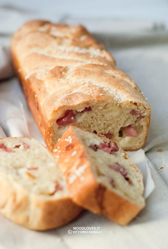 Pan brioche senza burro