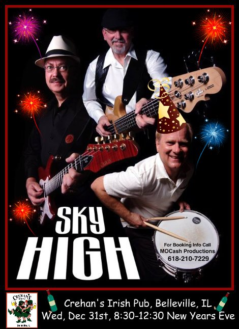 Sky High 12-31-14