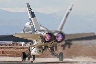 F/A-18C Hornet - VFA-122 - BuNo 163733