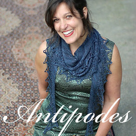 Antipodes Shawl pattern by Truly Myrtle