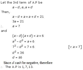 RD-Sharma-class-11-Solutions-Chapter-19-Arithmetic-Progressions-Ex-19.3-Q-1