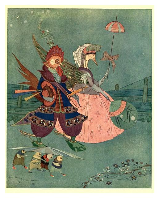 004-Folk tales of Flanders (1918)- Jean de Boschère