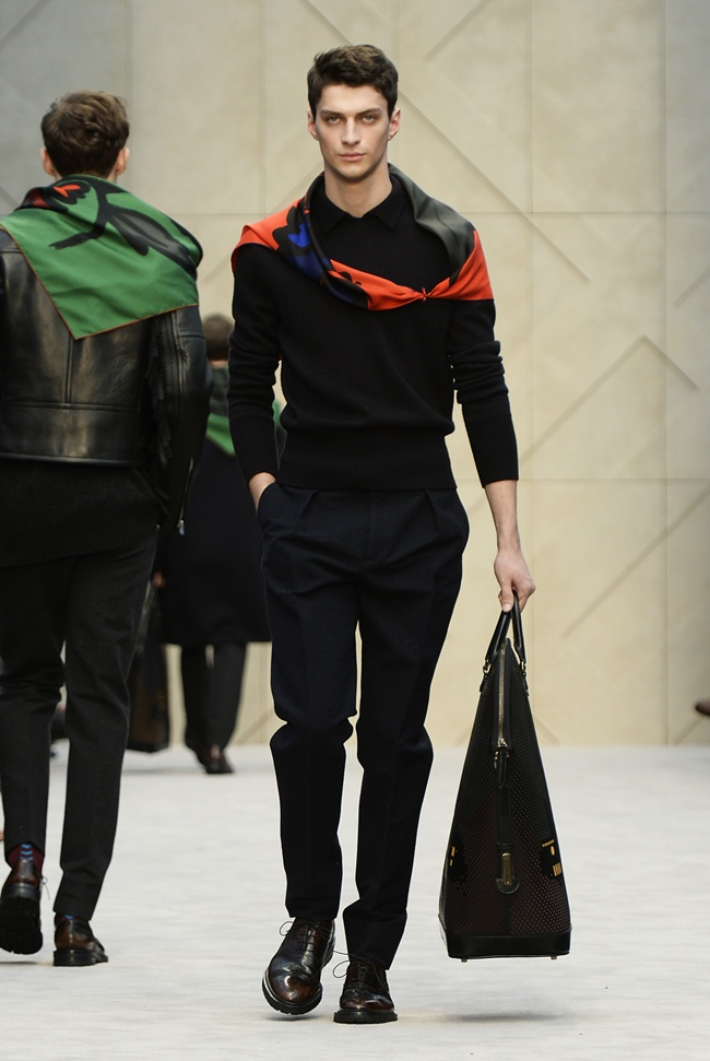 2 Burberry Prorsum Menswear Autumn_Winter 2014