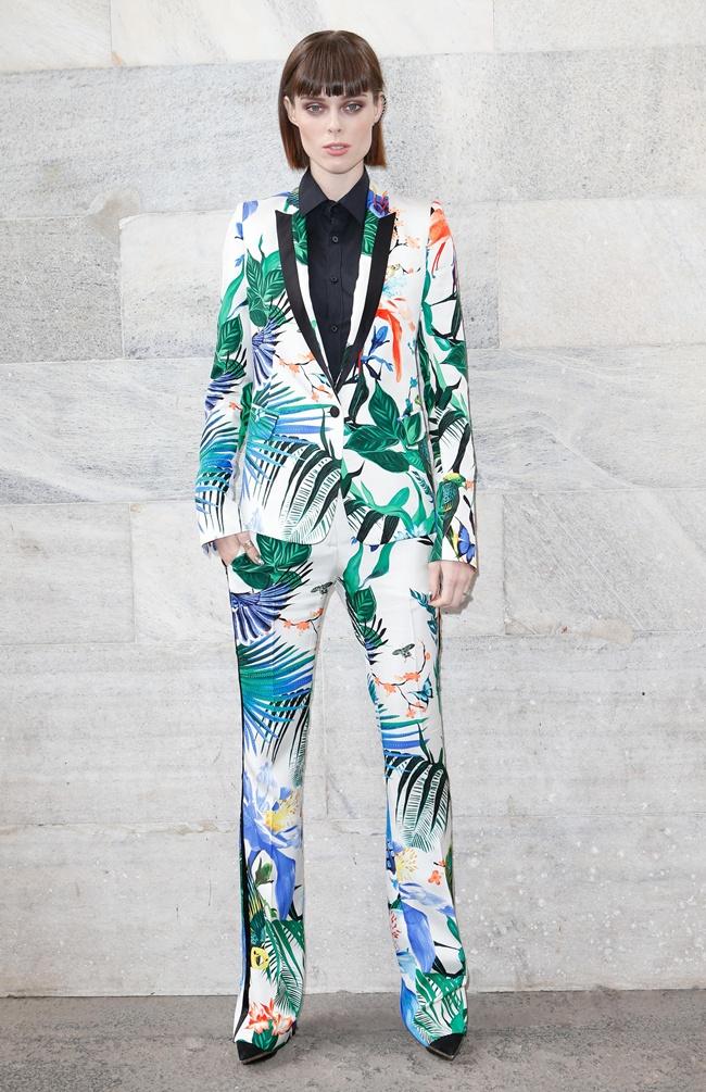 7 Coco Rocha in Roberto Cavalli @ RC Womenswear SS15 Fashion Show 2014-09-20 Milan