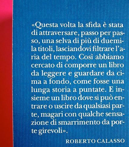 Adelphiana, AAVV. Concezione grafica di Matteo Codignola e Roberto Abbiati; impaginazione di Matteo Spagnolo; fotografie di Luca Campigotto. Quarta di copertina (part.), 2