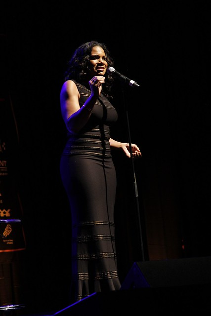 Audra McDonald Performs at the 11th Annual Childhelp Drive the Dream Gala