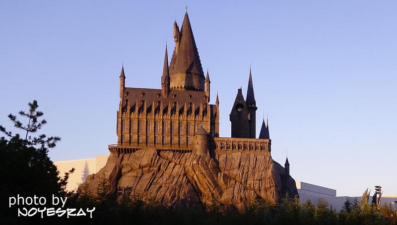 環球影城 哈利波特 霍格華茲城堡 14
