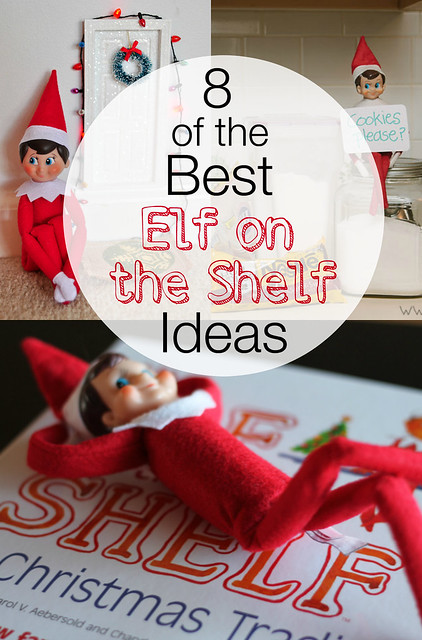 8 of the best elf on the shelf ideas