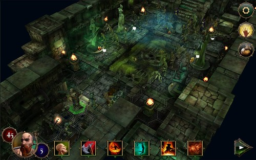 Coming Soon] - Demon Hunters: Turn Based Dungeon Crawler in