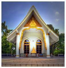 Beautiful Architectural Style (Temple #41)