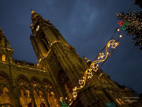 Weihnachtsmarkt am Wiener Rathaus