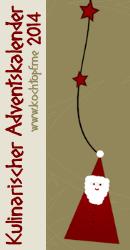 Kulinarischer Adventskalender 2014 mit vielen Preisen